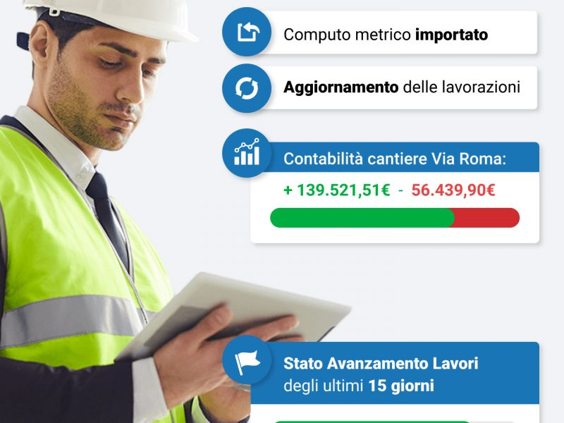 gestionale cantieri myAEDES digitalizza il tuo cantiere
