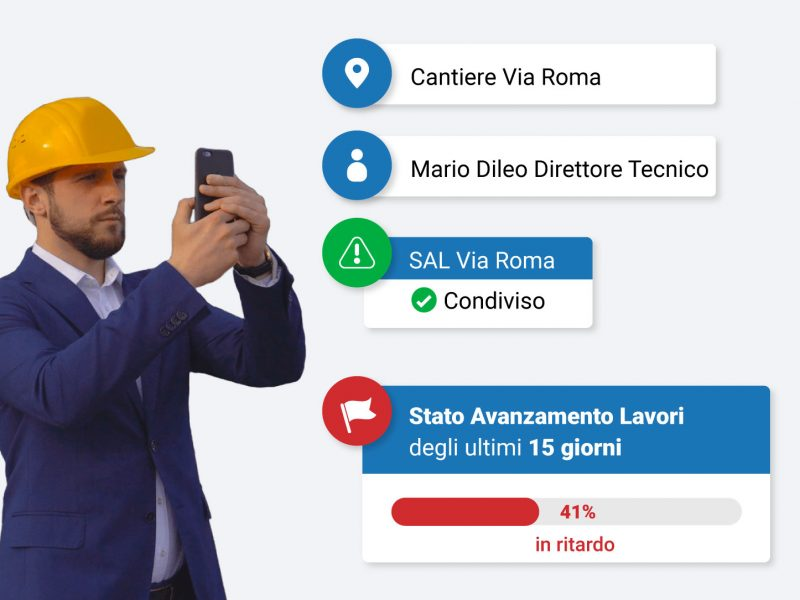 gestionale cantieri myAEDES digitalizza il tuo cantiere